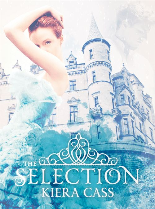 jackella: Book covers come to life:by Kiera Cass » The Selection