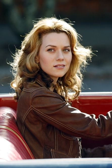 Hilarie Burton as P. Sawyer