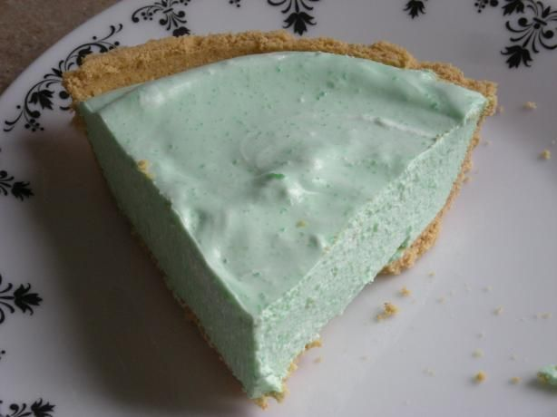 Weight Watchers Key Lime Pie. Photo by marge6991...LOVE this pie, make it often!