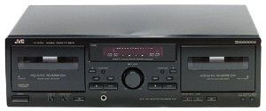 JVC TD-W254BK. Dual-Well Auto-Reverse Cassette Deck has been published on http://widescreen-tvs.com/tvs-audio-video/stereo-components/tape-decks/jvc-tdw254bk-dualwell-autoreverse-cassette-deck-com/