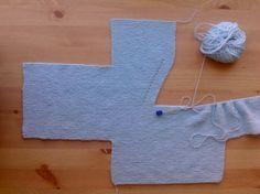 Como hacer una chaqueta para bebé