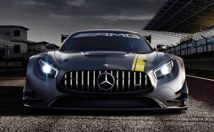 Mercedes AMG GT3 Teased Ahead Of Geneva Launched