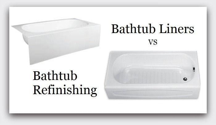 Bathtub Liner Diy With Images Bathtub Liners Refinish Bathtub