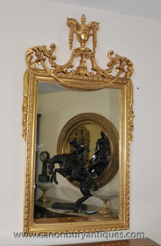 17 best images about antique mirrors on pinterest art for Adam style mirror
