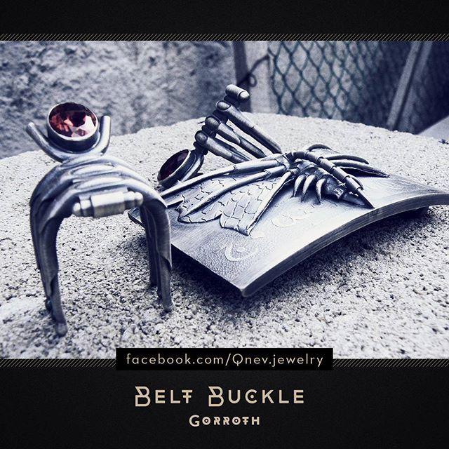 Sterling Silver Belt Buckle.  https://www.instagram.com/p/BW3o0Y8B0qU/  #buckle #beltbuckle #jewelrydesign #jewelrydesigner #metalwork #artwork #artistic #artofinstagram #artstagram #tattoolife #mensstyle #mensgifts #sterlingsilver #jewellery #jewelry #cyber #cyberpunk #creativeart #420 #fantasyjewelry #fantasy #fantasyart #homemade