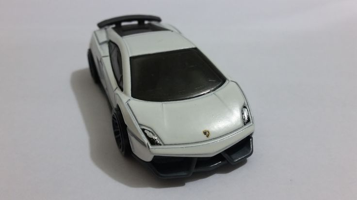Lamborghini Gallardo, Hotwheels 2011.
