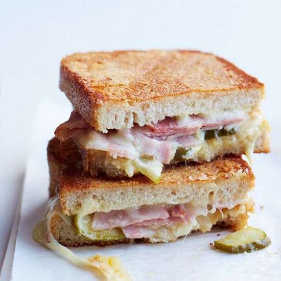 Grilled Cheese on Food & Wine