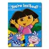Dora & Friends Birthday Invitations (8/pkg)