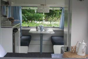 Cosy corner #kip #caravan #trailer