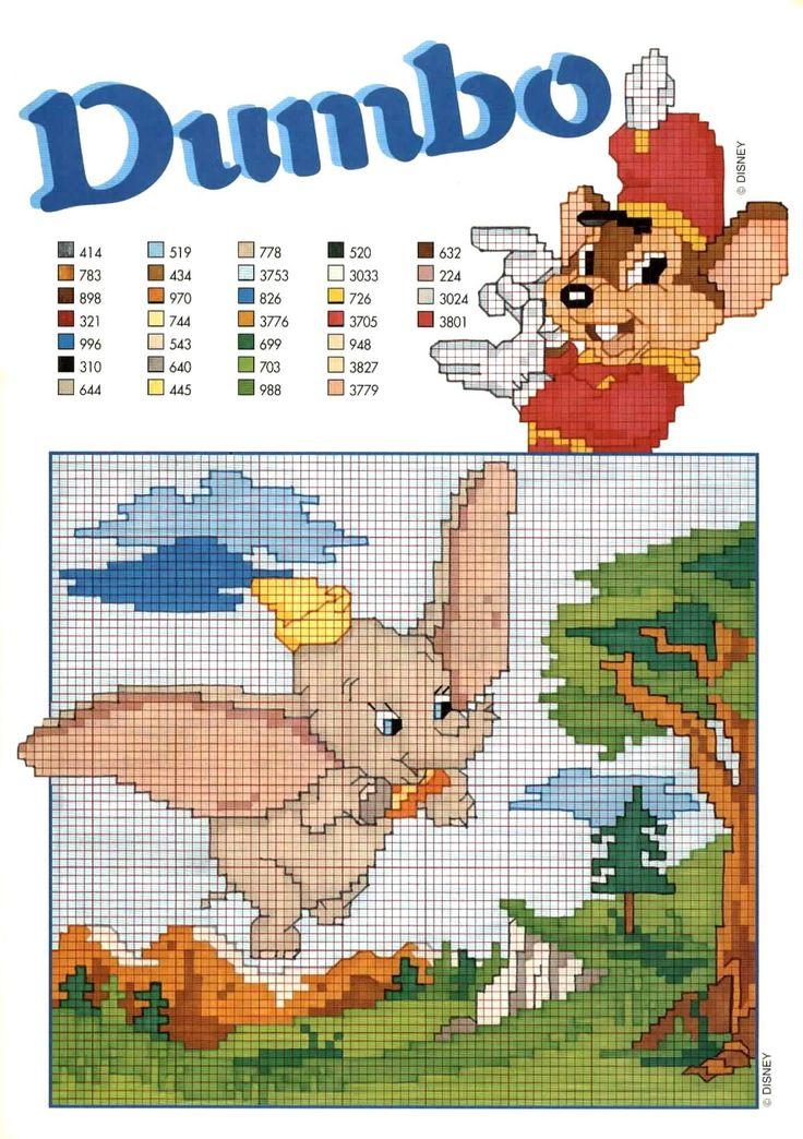 Disney Knitting Patterns