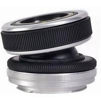 Lensbaby Composer with Double Glass Optic.