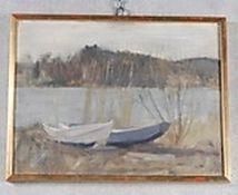 LOLA BUTOVITSCH. Polen 1900-1971, olja på duk,bä - Barnebys.se