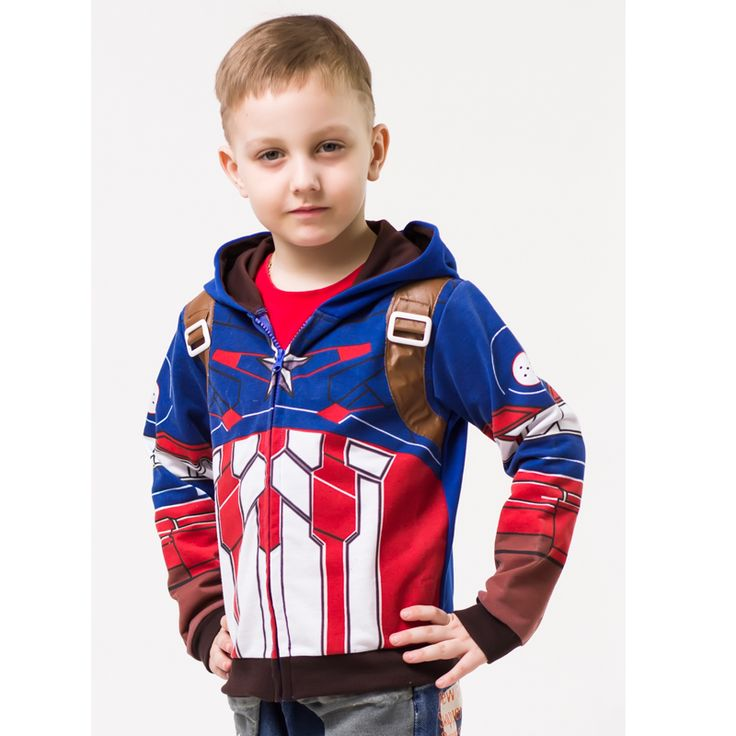 Captain America Hoodies for Kids //Price: $17.98 & FREE Shipping //     #hashtag2