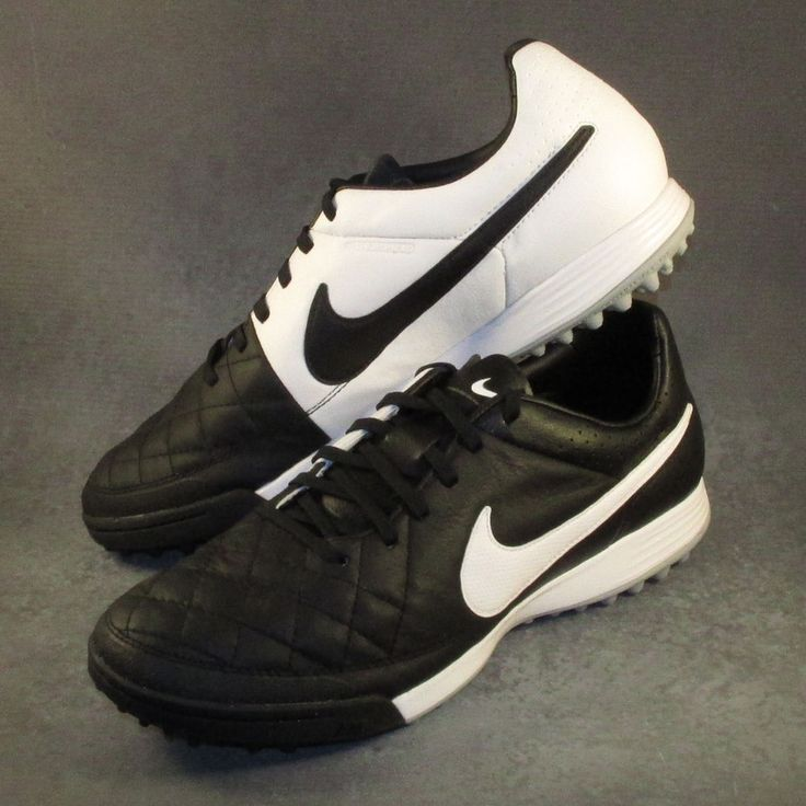 Men's Nike Tiempo Legacy TF Soccer Football Turf Shoes Size 10 #Nike