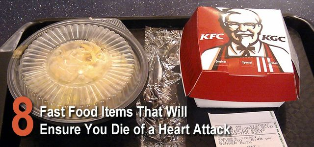 Fast Food Obesity | Fast Food Items Heart Attack 8 fast food items that will ensure you ...