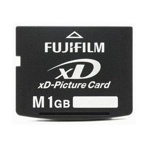 Fujifilm 1Gb xD-Picture Card - Type M  1 new from £16.99