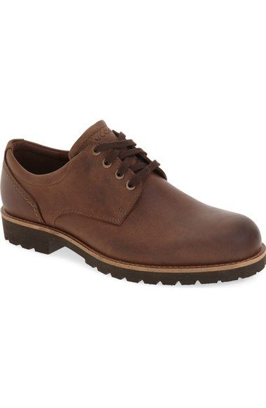 ECCO 'Jamestown' Water Resistant Boot (Men) available at #Nordstrom