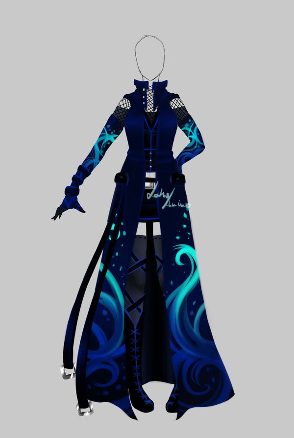 Outfit design - 193  - closed by LotusLumino