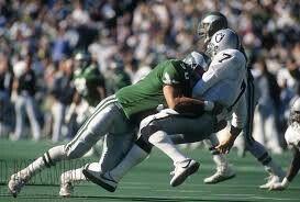 Philadelphia Eagles DT Mike Golic