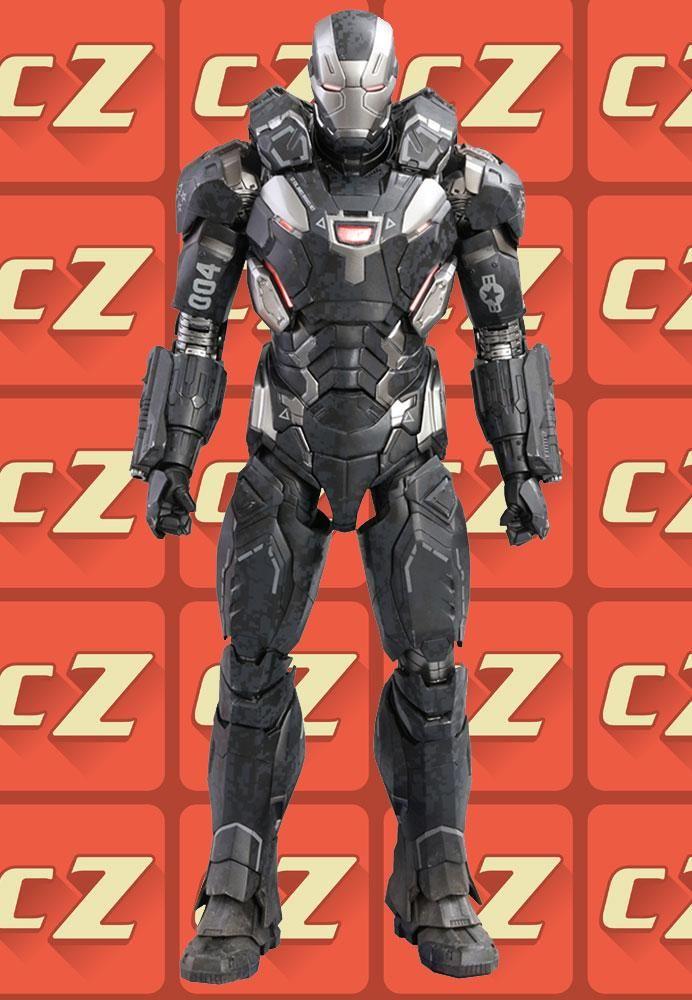 Pre Order Hot Toys War Machine Mark Iv Diecast Avengers Infinity War Movie Masterpiece Series Sixth Scale Figure War Machine War Movie Hot Toys