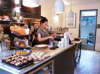 Esters coffee in Stokey