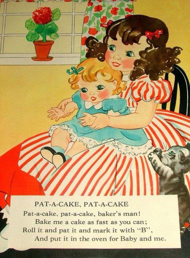 Patty Cake Nursery Rhythm