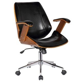 Porthos Home Noah Adjustable Office Chair - 17944857 - Overstock.com Shopping - The Best Prices on Porthos Home Executive Chairs