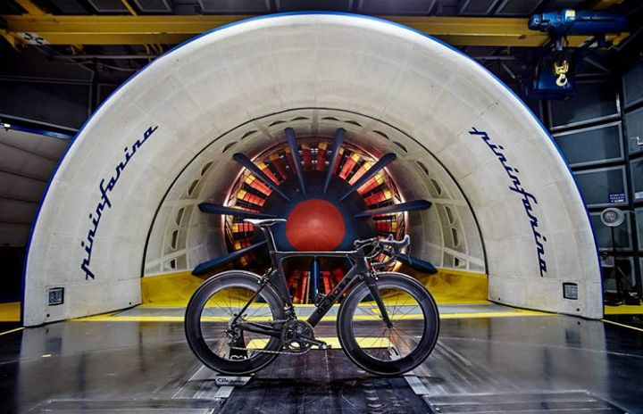 pininfarina-derosa-bicycle-wind tunnel 2