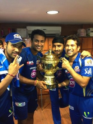 Mumbai Indians won their first IPL title by beating Chennai Super Kings by 23 runs in the final at Eden Gardens