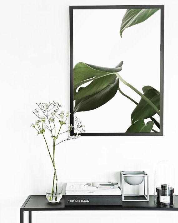 Gepflanzt - tropische Art - Natur Fotografie - grün - Kunst & Sammlerstücke - Digitaldrucke - Käse - moderne Kunst - Werk Flora und Fauna