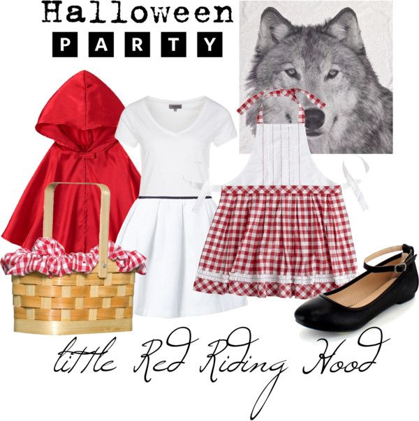 """""""little Red Riding Hood"""" by judithhoy ❤ liked on Polyvore"""
