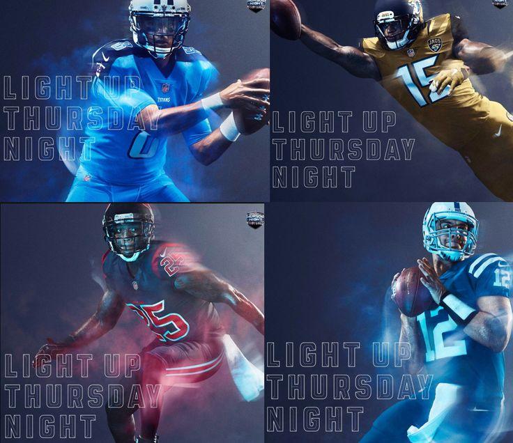 Nike Unveils 'Color Rush' NFL Uniforms | Men's Fitness
