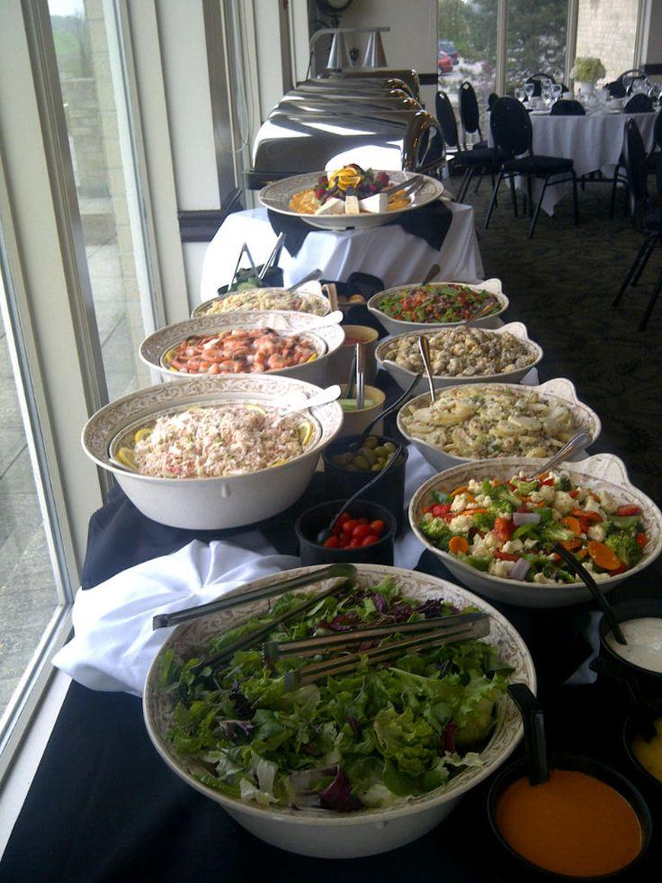 The buffet is open! www.elmhurstinn.com