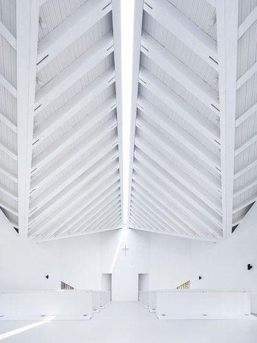 Nanjing Wanjing Garden Chapel in China, 2014|AZL architects