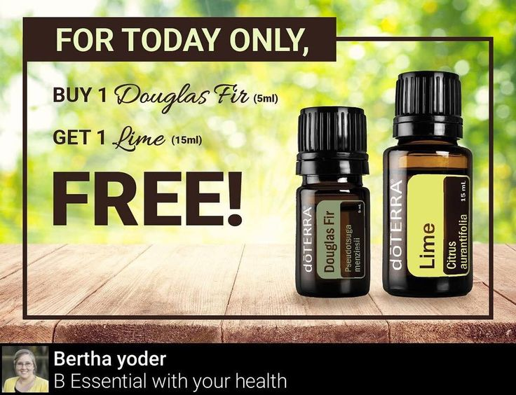 FOR TODAY ONLY  Day 4 of our BOGO Bonanza is AMAZING!! Buy one Douglas Fir (5 mL) and get one Lime (15 mL) FREE! $22.00 Oh my goodness I am so excited! Not only are these my favorite oils to diffuse together they are wonderful to keep diffusing this time of year for added immune support! Douglas Fir Awesome for helping support the respiratory system especially for those with chronic issues. It is also a really powerful immune support for this time of year. It smells like Christmas trees and…