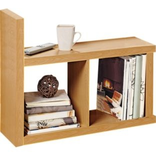 Buy Sofa Side Storage Unit Beech Effect At Your Online Shop For Occasional And