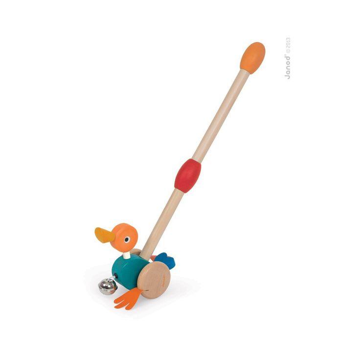 Janod Duck'n'Roll Multicolore