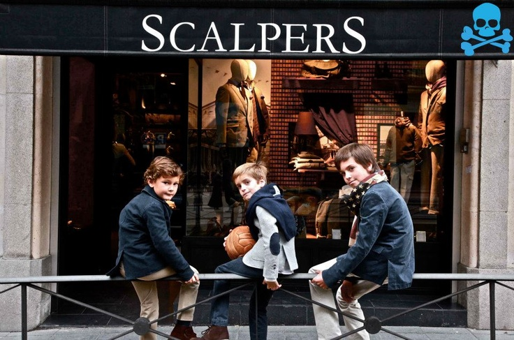 17 best images about moda hombre on pinterest blazers - Scalpers madrid ...