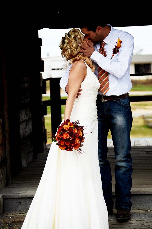 """I just want to do this pose period.  Not even for a wedding shot.  Just an """"us"""" shot."""