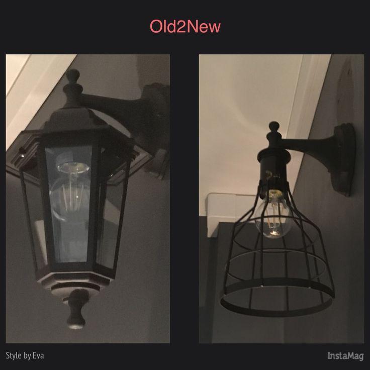 Lantern goes modern industry
