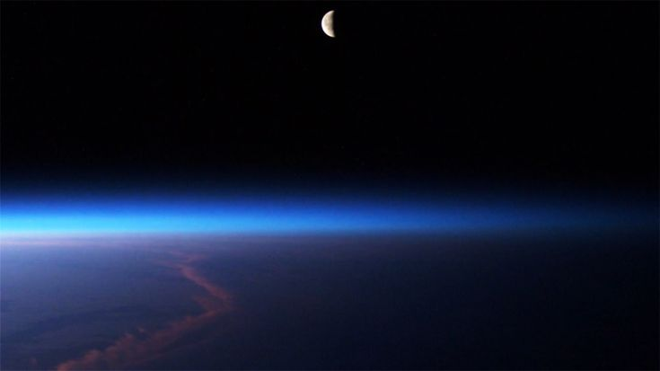 VIDEO: Time Lapse From Space - The Journey Home.