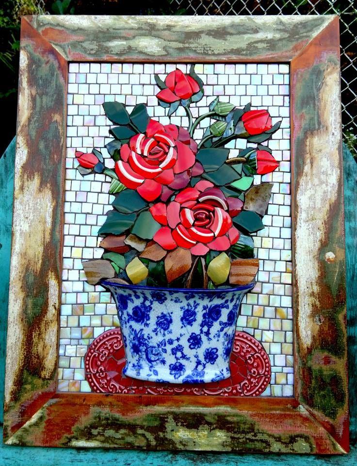 Solange Piffer Mosaicos Roses