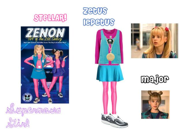 """Zenon- Girl of the 21st Centry"" by allyson1 ❤ liked on Polyvore featuring Disney, Thomas Wylde, Roxy, Precis Petite, Oska, Loungefly, Jeanine Payer and Skechers"