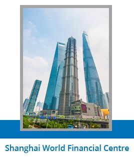 Tall Building Structures:    Outrigger systems: In this structural system, the load-resisting core is located at the centre of the building, but has outriggers extending outward from the centre. This sort of system can hold up to 150 floors.