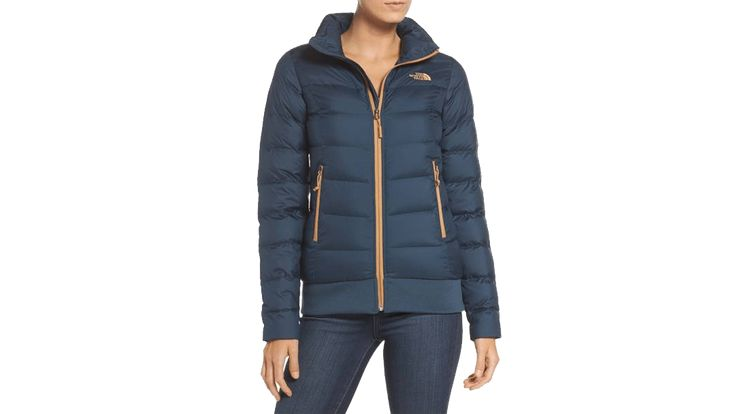 12 Warm and Chic Winter Coats You Need in Your Life   THE NORTH FACE ALCOTT DOWN JACKET #winter #cold #fashion #style #cold #parka #jacket #coat