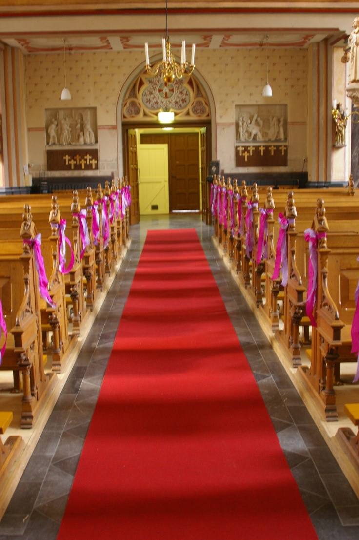 Kerk versiering