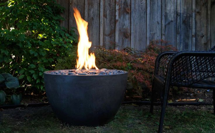 Fireproof River Rocks : Best fogata firepit images on pinterest