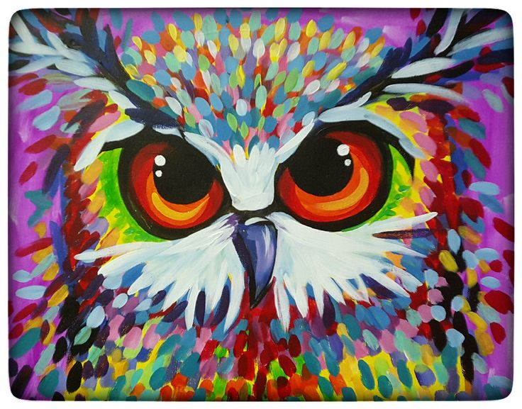 The 25+ best Owl paintings ideas on Pinterest | Owl art ...