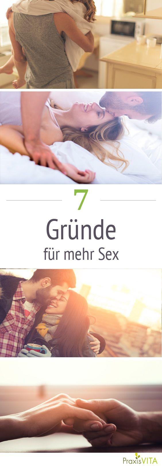 Erfahren Sie hier, wofür ein aktives Sexleben außerdem die beste Medizin ist.