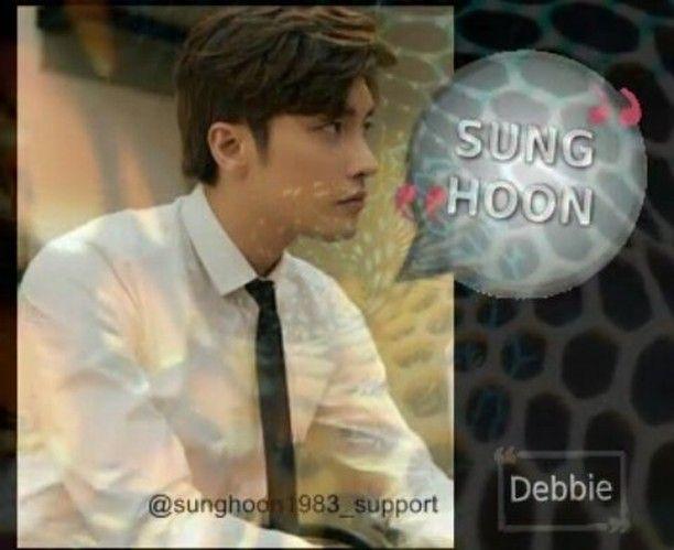 52 個讚,2 則留言 - Instagram 上的 Debbie Moh(@debbie_moh):「 #debbie_moh  My post made for #SungHoon 💞💞💞 . #성훈 #배우성훈  @sunghoon1983  파이팅!… 」